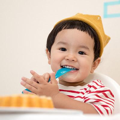 Consejos para que tu niño de uno a dos años coma