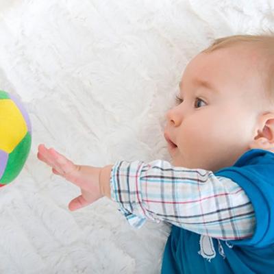 Las habilidades psicomotoras de los bebés