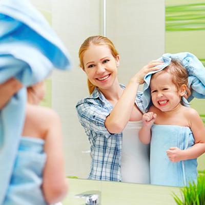 Hábitos de higiene que debes inculcar a tus hijos