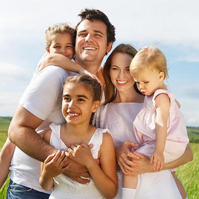 Ser padres en una familia numerosa