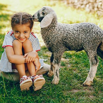 ¿Conoces los beneficios de la leche de Cabra como fórmula infantil para tu bebé?