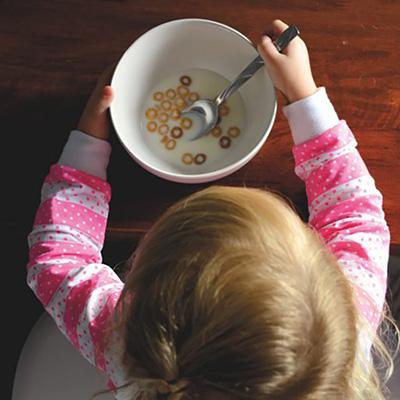 Errores en la alimentación de nuestros pequeños